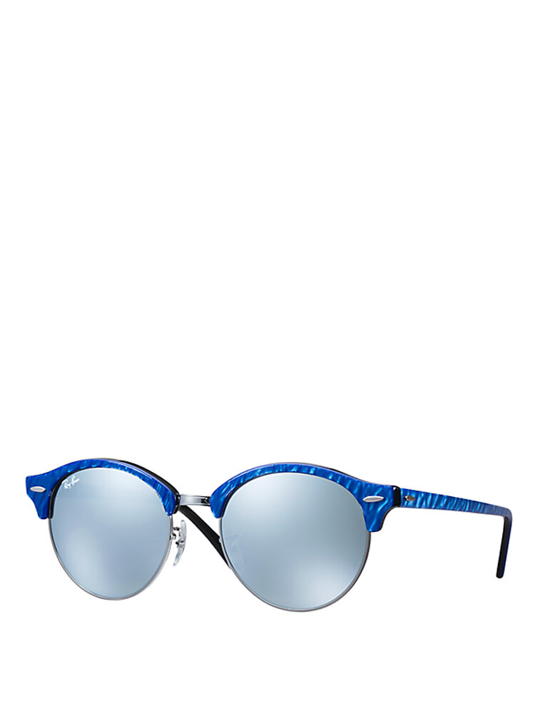 Ochelari de soare Ray-Ban Clubround RB4246 984/30 51