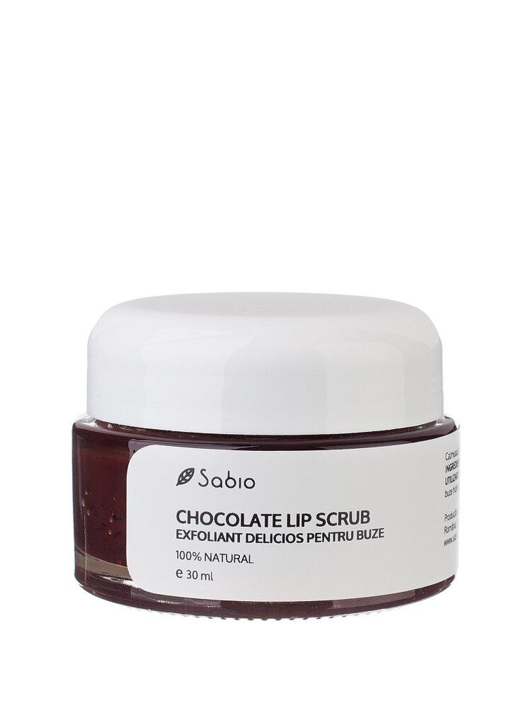 Exfoliant pentru buze - Chocolate Lip Scrub