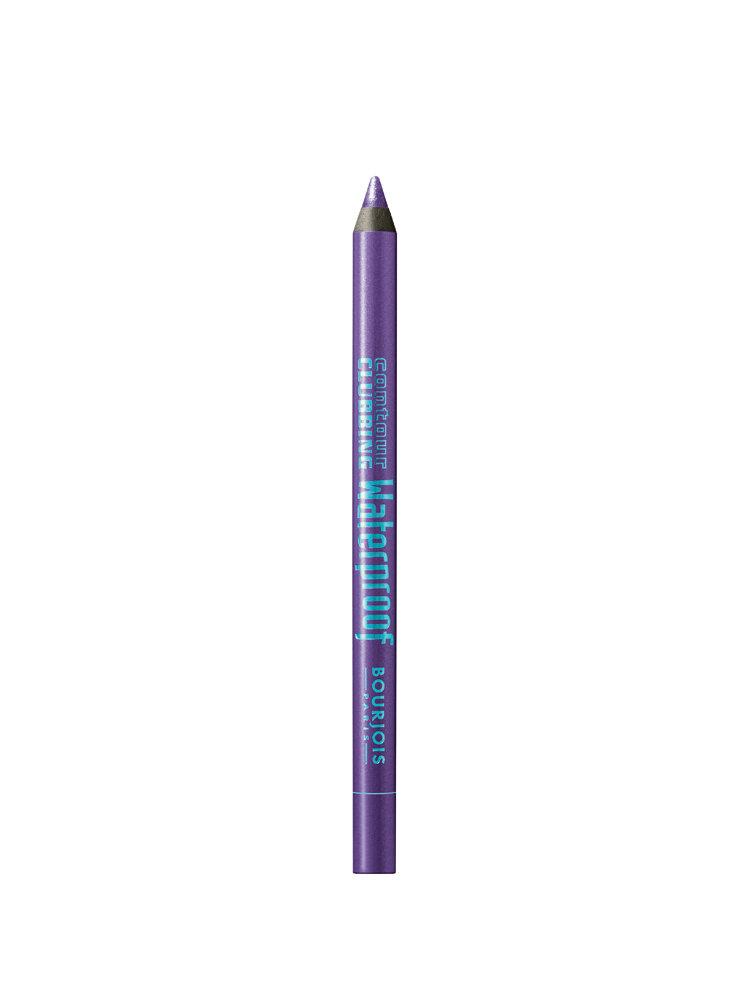 Creion ochi Bourjois Contour Clubbing Waterproof 47 Purple Night, 1.2 g