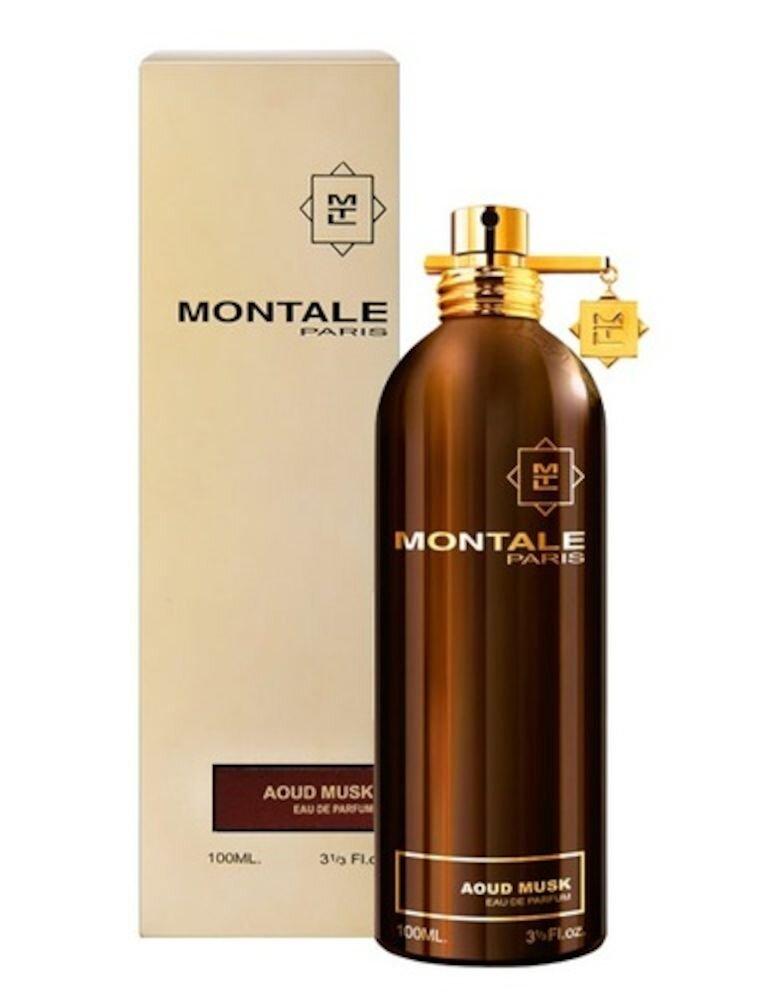 Apa de parfum Aoud Musk, 100 ml, Unisex