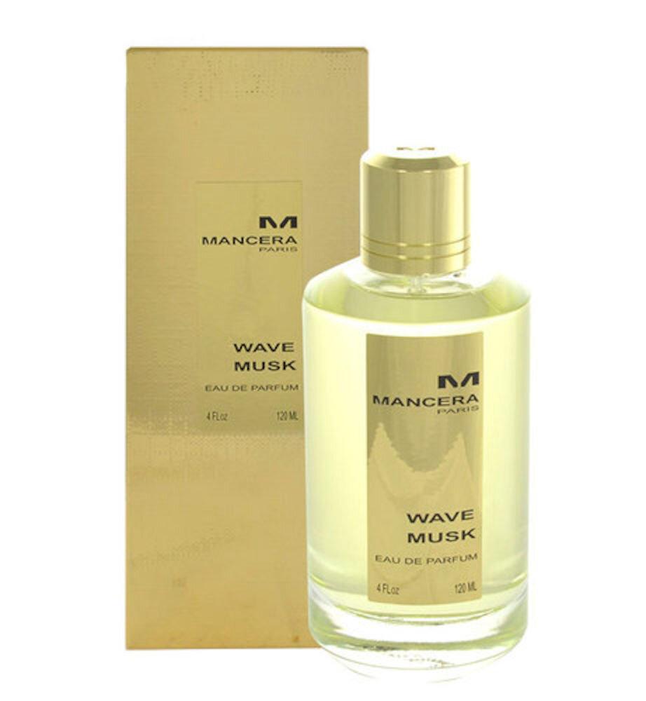 Apa de parfum Wave Musk, 120 ml, Unisex