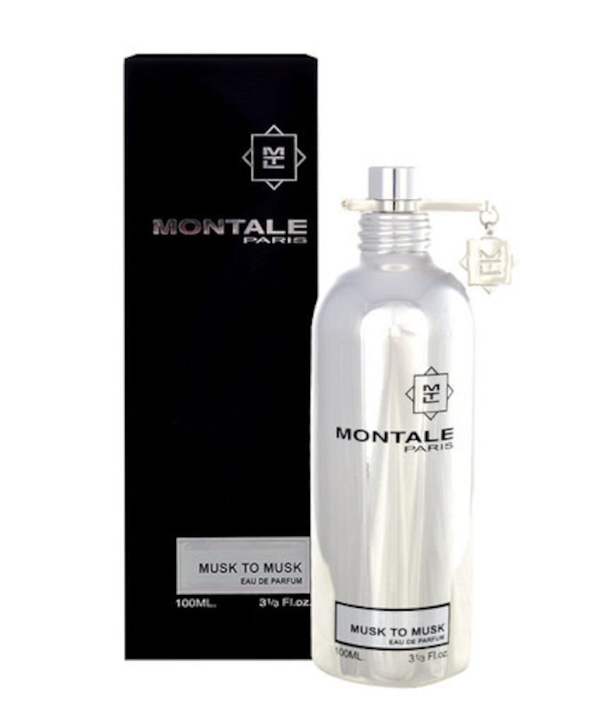 Apa de parfum Musk to Musk, 100 ml, Unisex