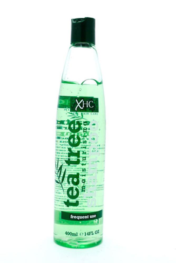 Sampon hidratant cu ulei de Tea Tree, 400 ml