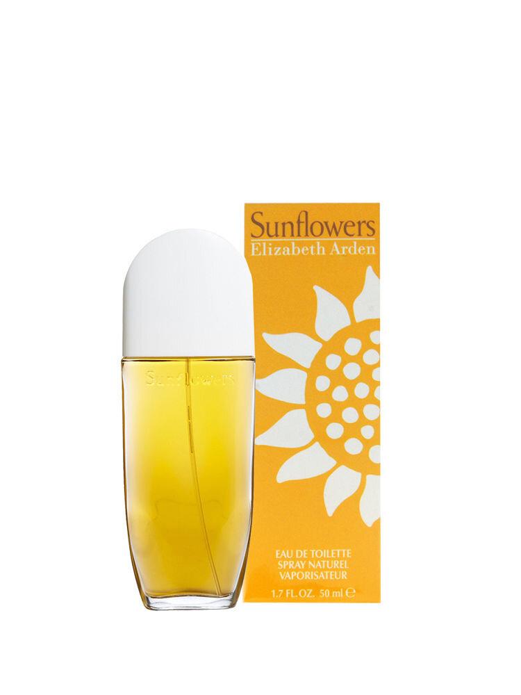 Apa de toaleta Sunflowers, 50 ml, Pentru Femei
