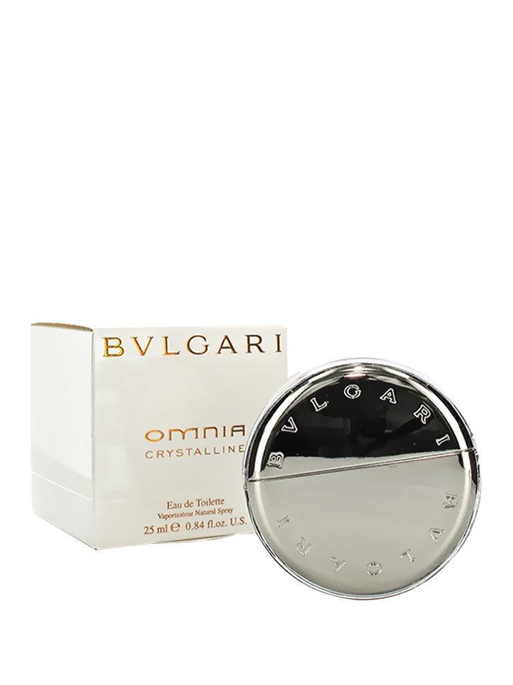 Apa de toaleta Bvlgari Omnia Crystalline, 25 ml, Pentru Femei