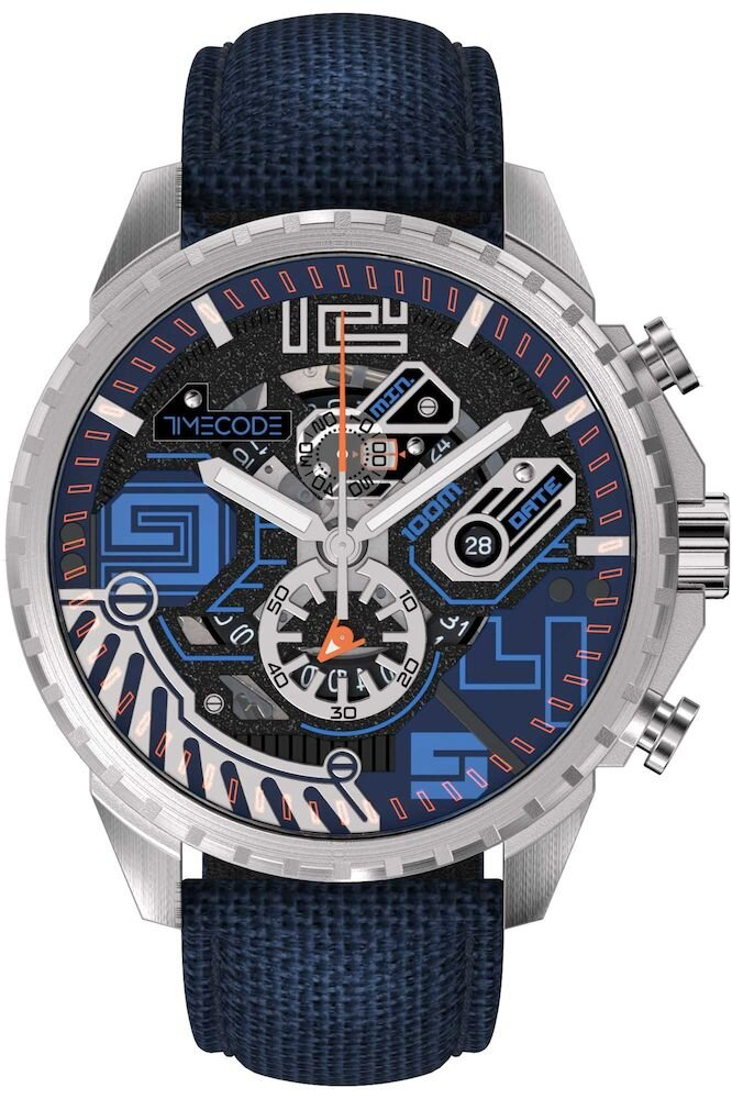 Ceas Timecode TC-1013-07