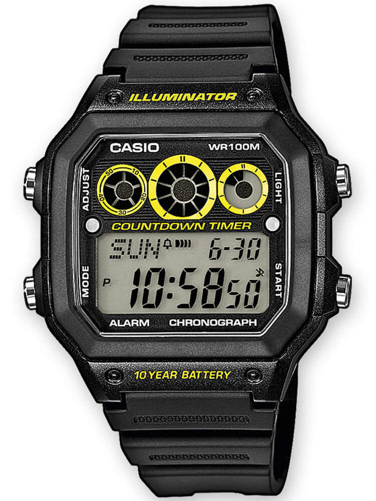 Ceas Casio Collection AE-1300WH-1AVEF