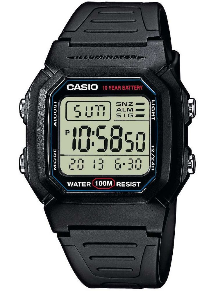 Ceas Casio Collection W-800H-1AVES