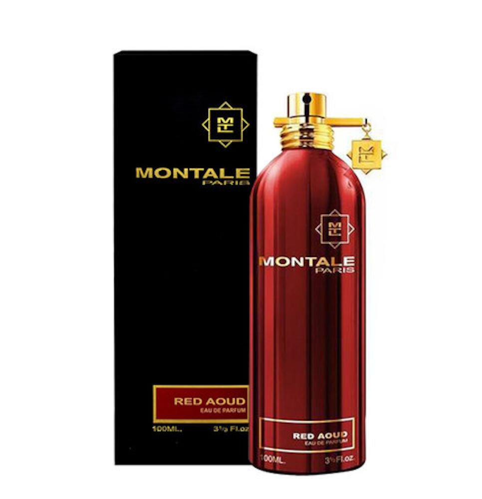 Apa de parfum Red Aoud, 100 ml, Unisex