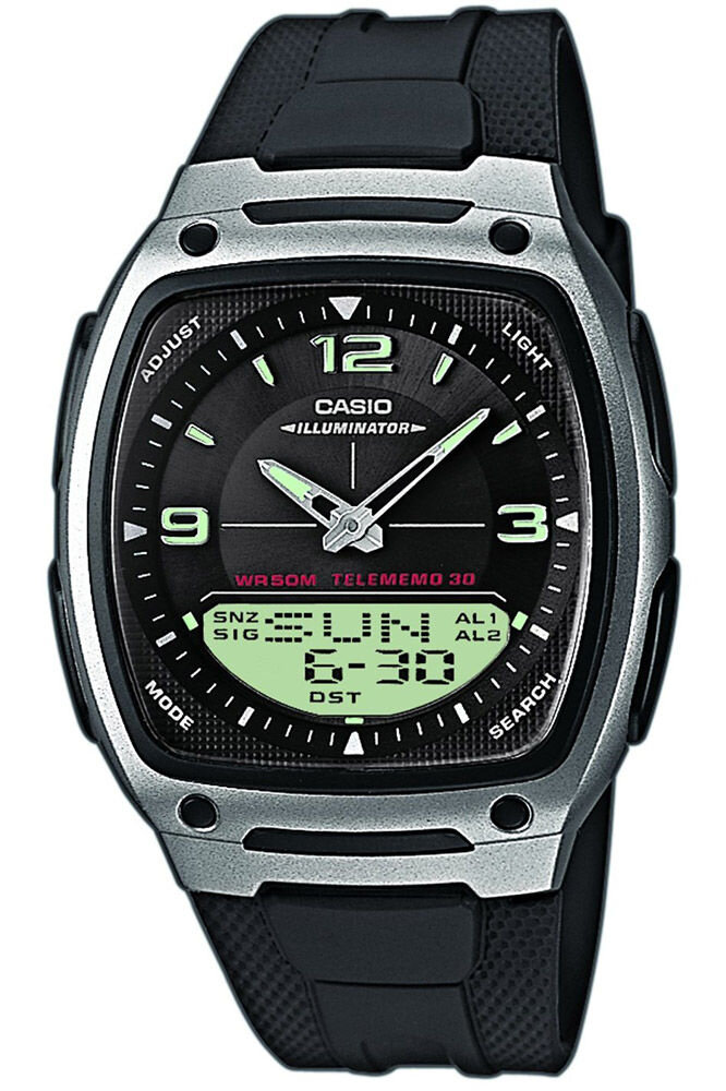 Ceas Casio AW-81-1A1