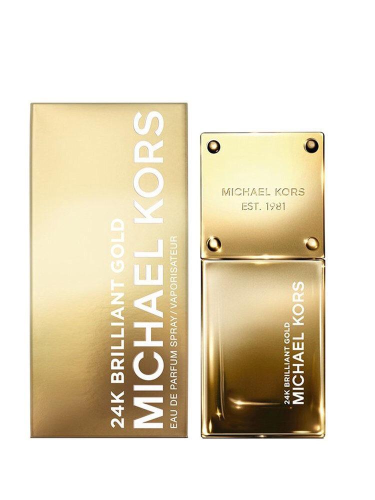 Apa de parfum 24K Brilliant Gold, 30 ml, Pentru Femei
