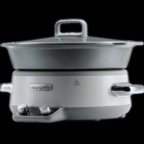 Slow cooker Crock-Pot CSC027X-01, 6.0 L, Digital, vas DuraCeramic