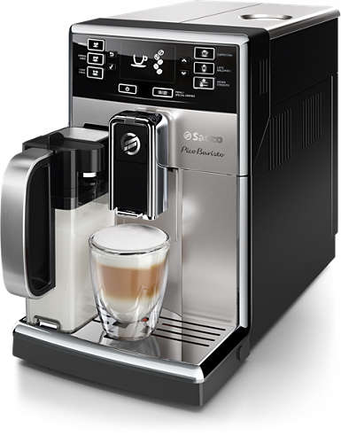 Espressor automat Saeco PicoBaristo HD8927/09, 1.8l, 1850W