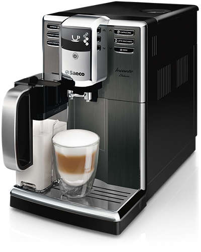 Espressor super automat Philips Saeco Incanto HD8922/09, 1850 W, 1.8 L, 15 bar