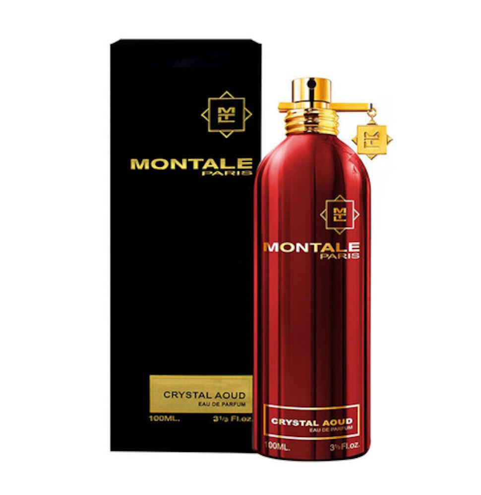 Apa de parfum Crystal Aoud, 100 ml, Unisex