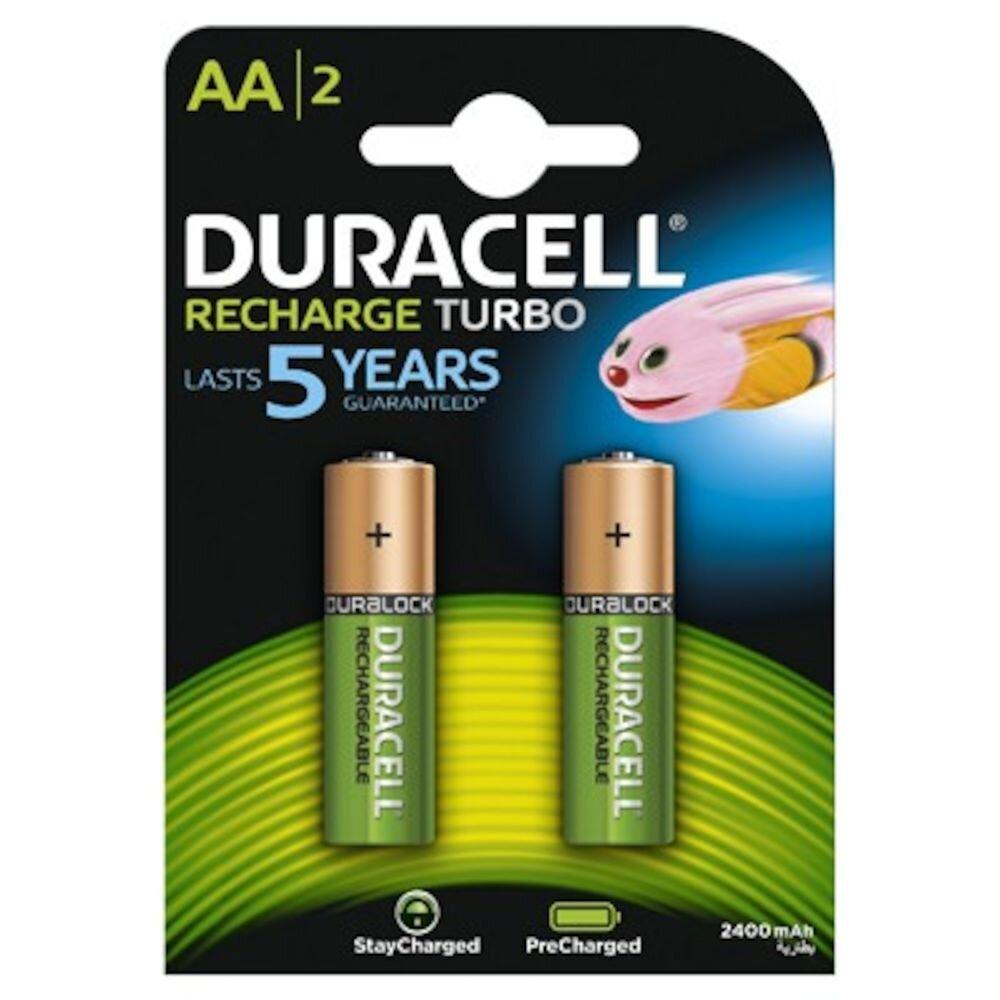 Acumulatori Duracell AAK2 2400mAh title=Acumulatori Duracell AAK2 2400mAh