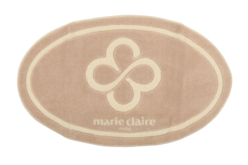 Covoras de baie model atractiv, froma ovala, Marie Claire- Sally ,dimensiuni: 66x107 cm, 332MCL1037