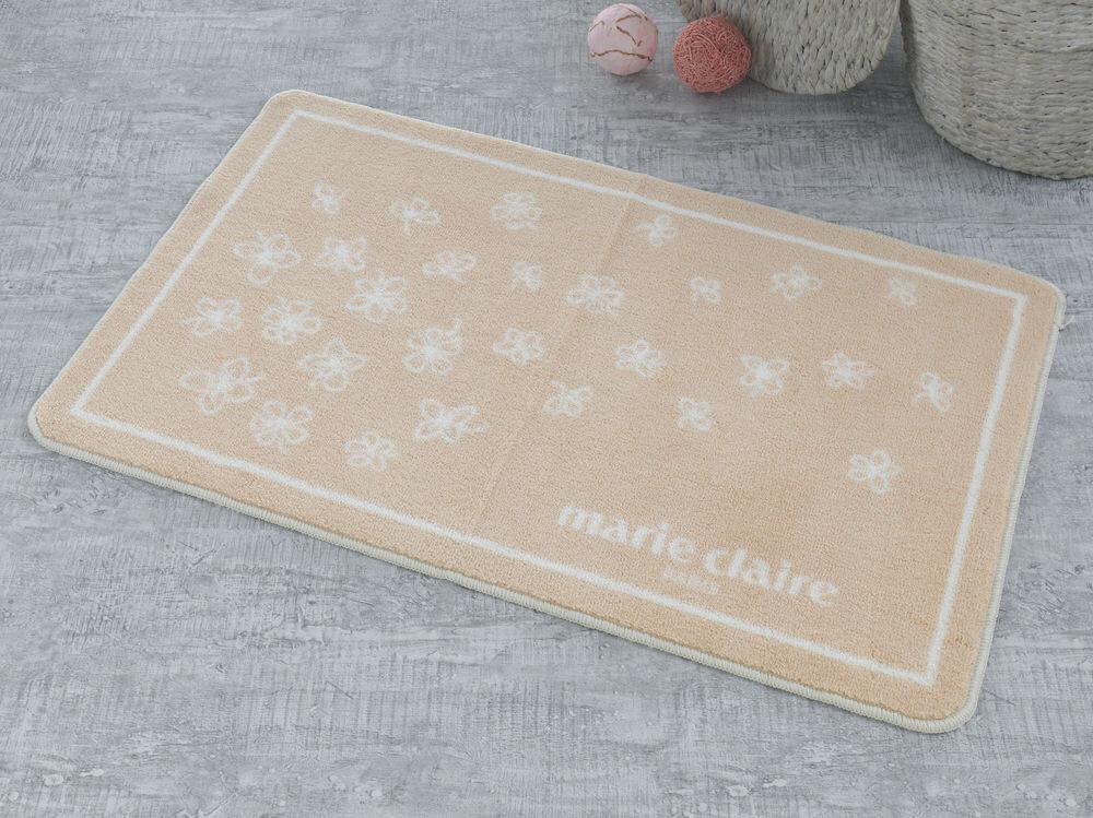 Covoras de baie model atractiv, froma dreptunghiulara, Marie Claire - Breeze,dimensiuni: 66x107 cm, 332MCL1023