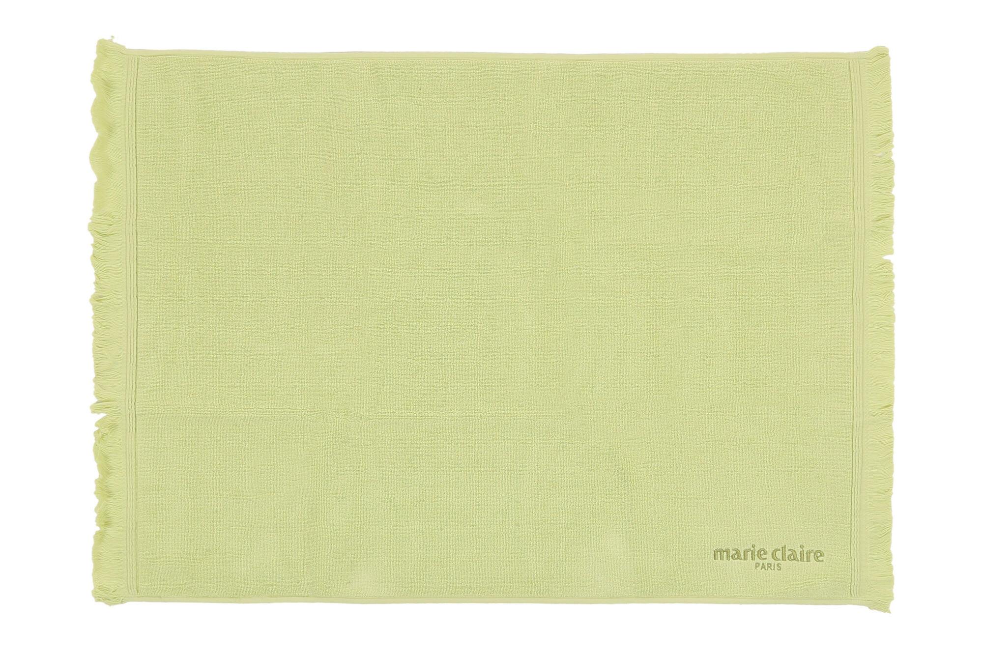 Covoras de baie model atractiv, froma dreptunghiulara, Frangine,dimensiuni: 60x80 cm