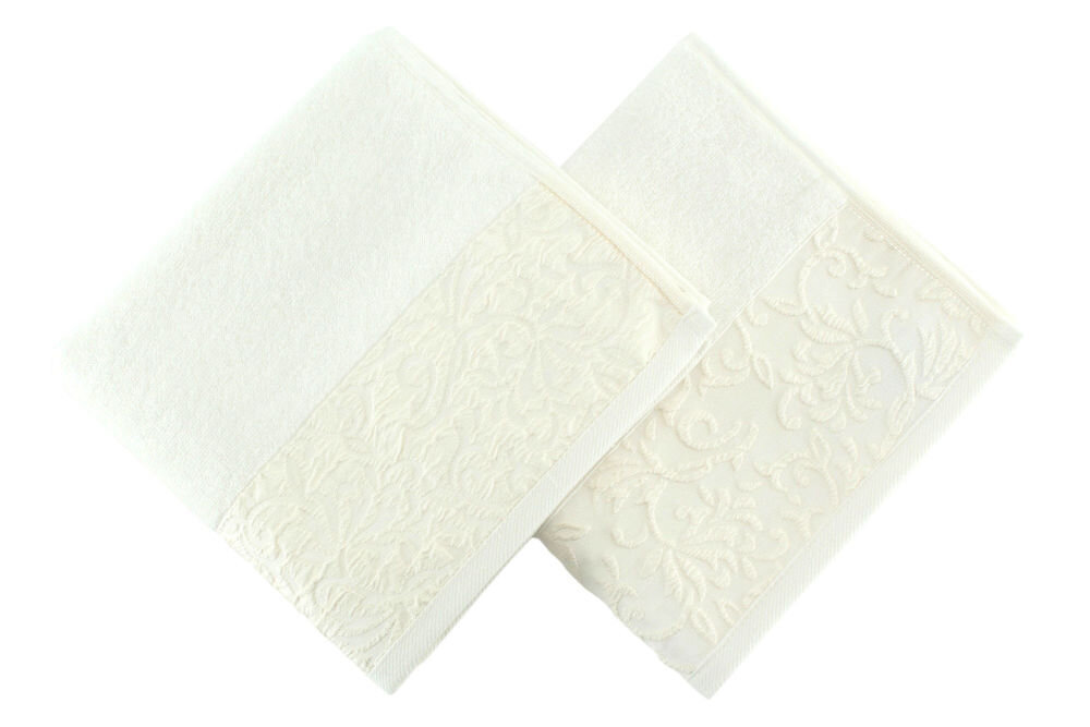 Set doua prosoape de maini, Soft Kiss Burumcuk, bumbac, 50 x 90 cm, 330SFT1217
