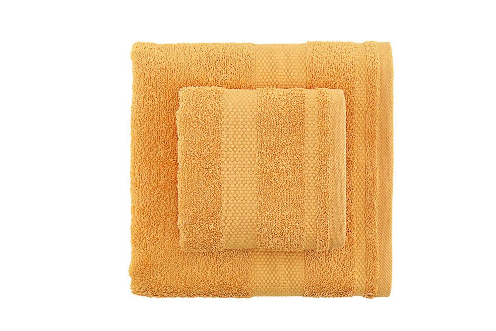 Set doua prosoape de baie, Bahar Class Home Collection Tommy, bumbac, 40 x 60 cm, 50 x 100 cm, 339BHR1302