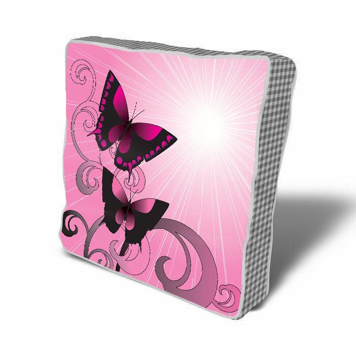 Perna decorativa Sitter, Dimensiune: 43 x 43 cm, Material exterior: 50% bumbac / 50% poliester 763STT0115