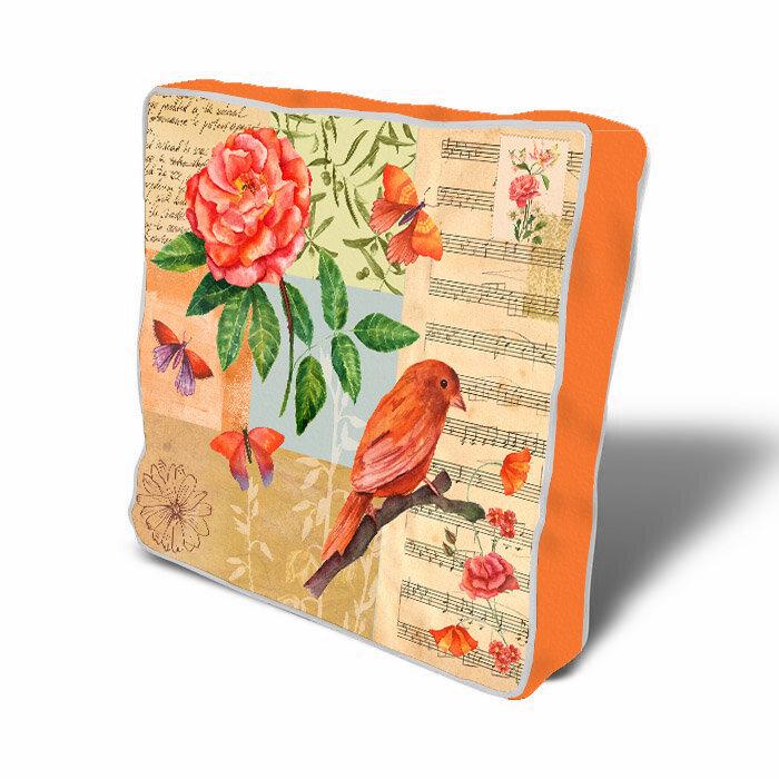 Perna decorativa Sitter, Dimensiune: 43 x 43 cm, Material exterior: 50% bumbac / 50% poliester 763STT0194