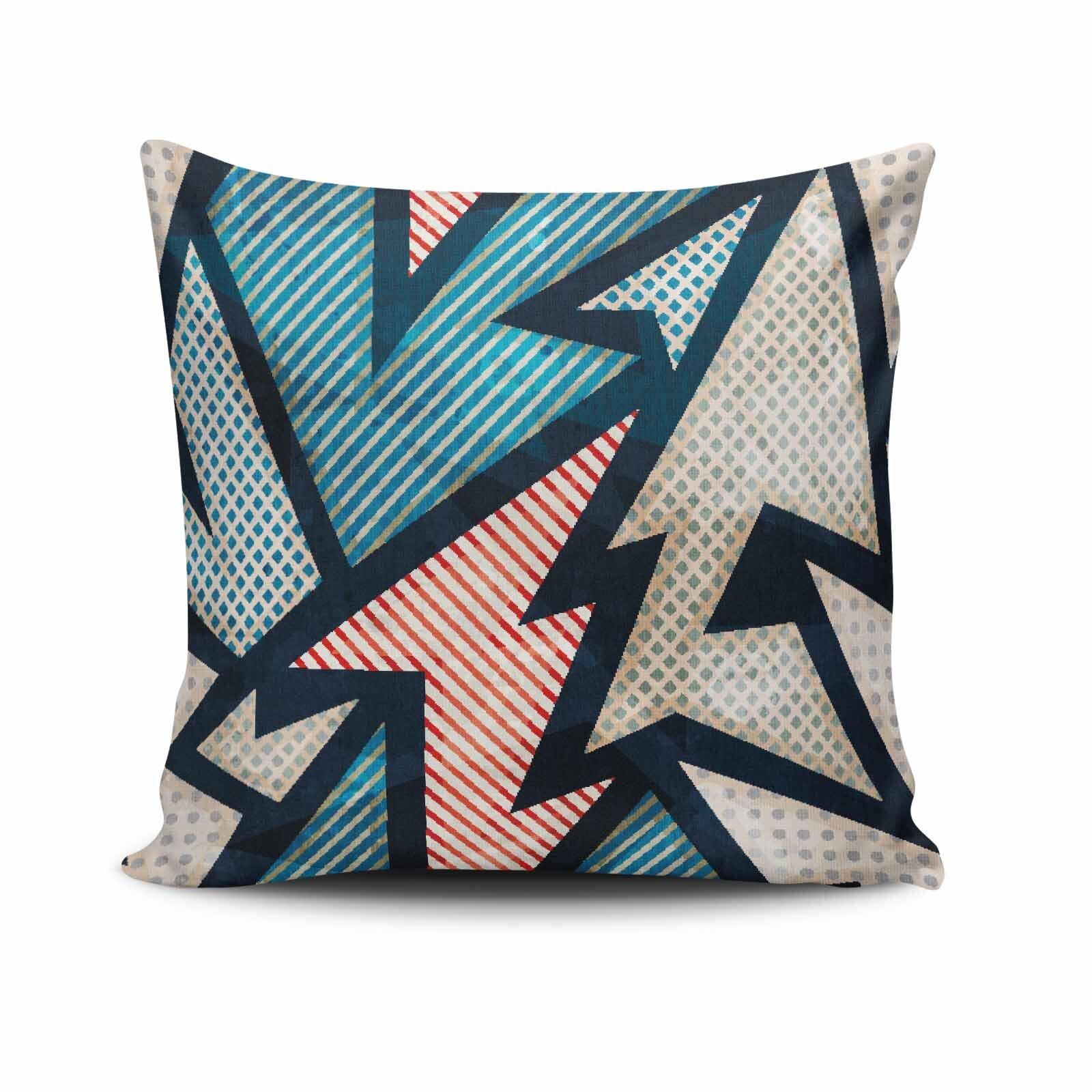 Perna decorativa Cushion Love, Dimensiune: 45 x 45 cm, Material exterior: 50% bumbac / 50% poliester 768CLV0119