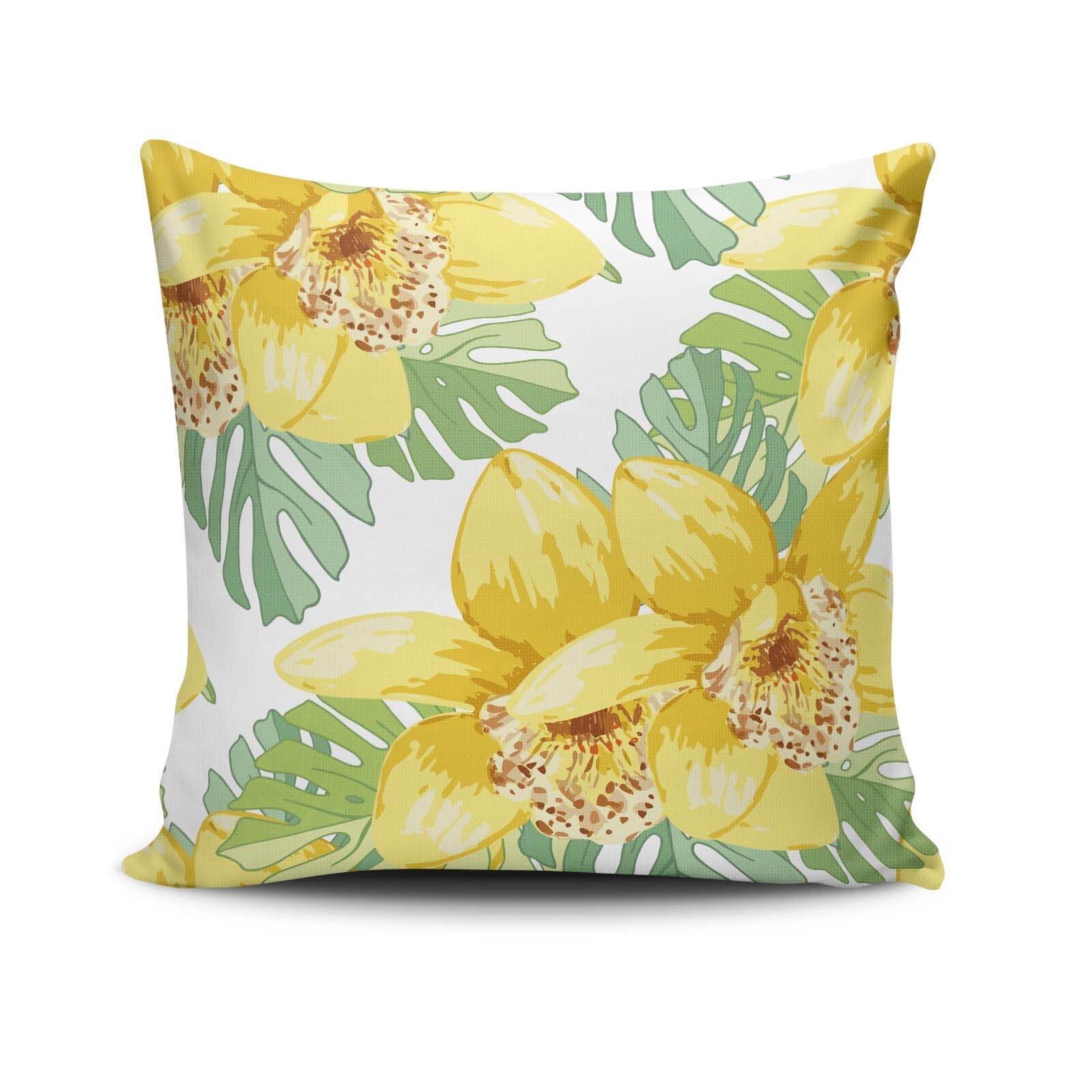 Perna decorativa Cushion Love, Dimensiune: 45 x 45 cm, Material exterior: 50% bumbac / 50% poliester 768CLV0129