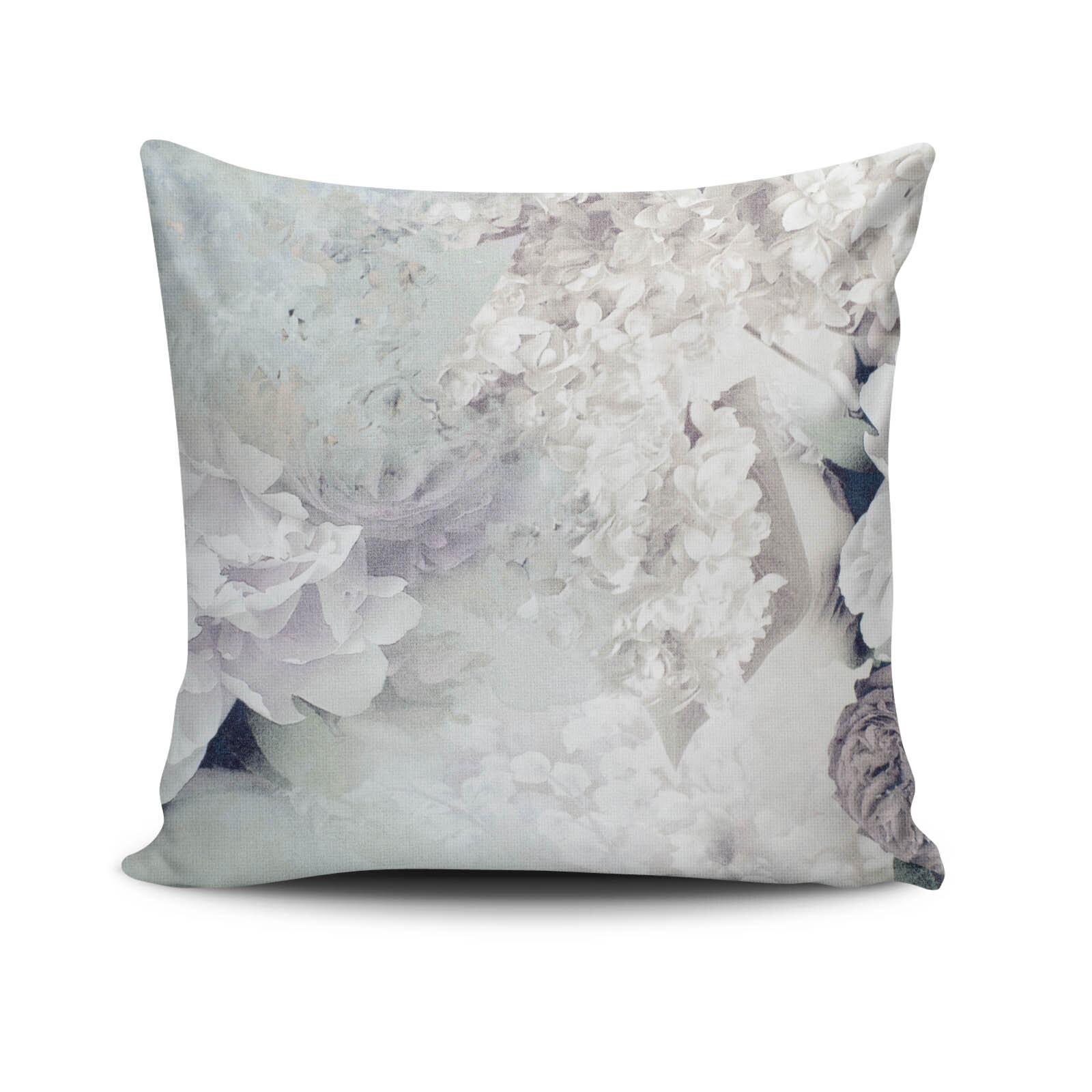 Perna decorativa Cushion Love, Dimensiune: 45 x 45 cm, Material exterior: 50% bumbac / 50% poliester 768CLV0153