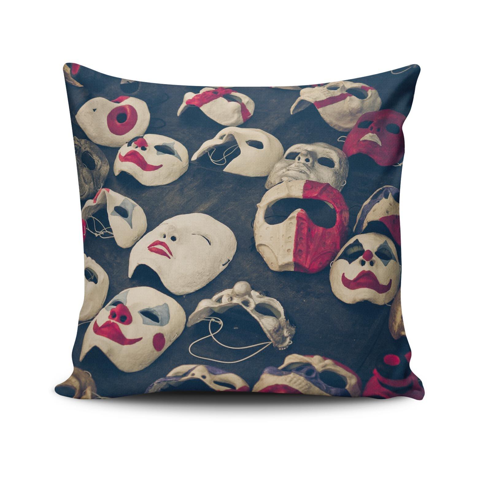 Perna decorativa Cushion Love, Dimensiune: 45 x 45 cm, Material exterior: 50% bumbac / 50% poliester 768CLV0179