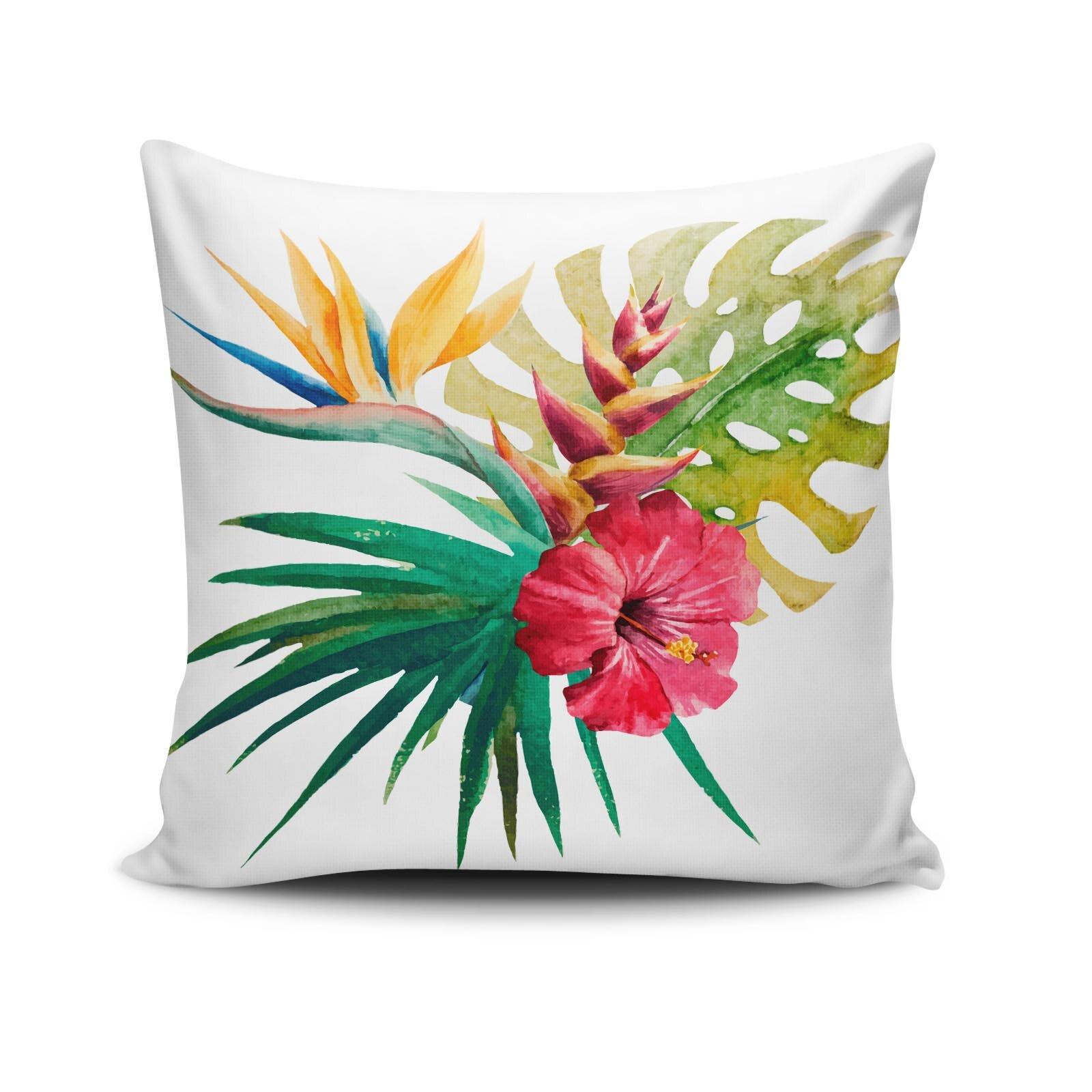 Perna decorativa Cushion Love, Dimensiune: 45 x 45 cm, Material exterior: 50% bumbac / 50% poliester 768CLV0202