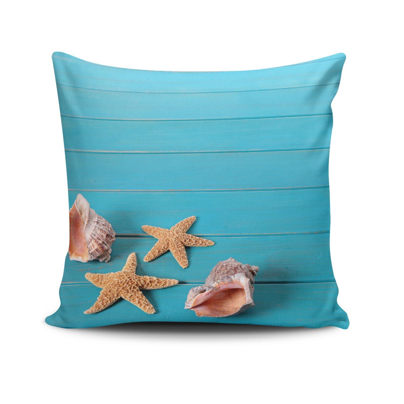 Perna decorativa Cushion Love, Dimensiune: 45 x 45 cm, Material exterior: 50% bumbac / 50% poliester 768CLV0204