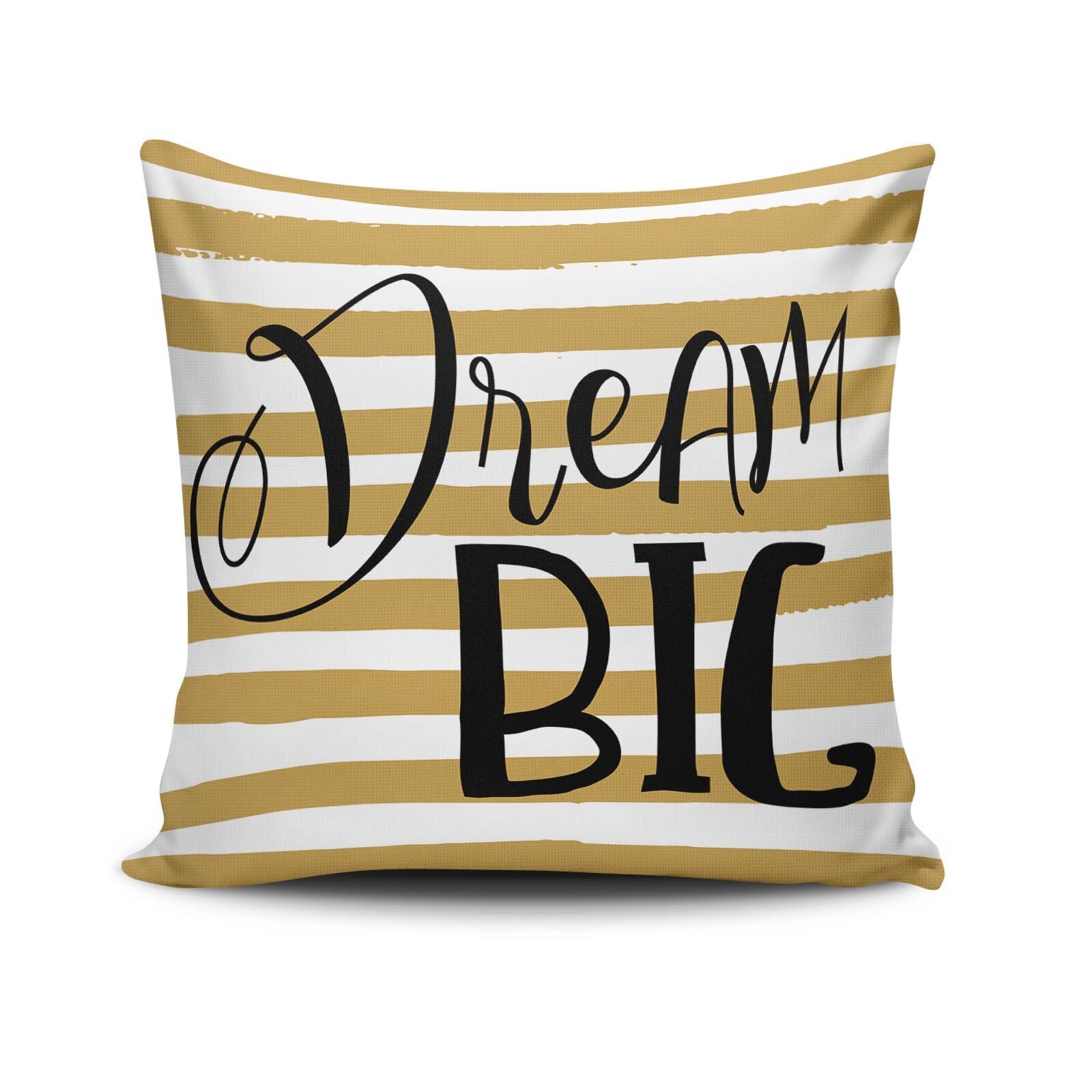 Perna decorativa Cushion Love, Dimensiune: 45 x 45 cm, Material exterior: 50% bumbac / 50% poliester 768CLV0208