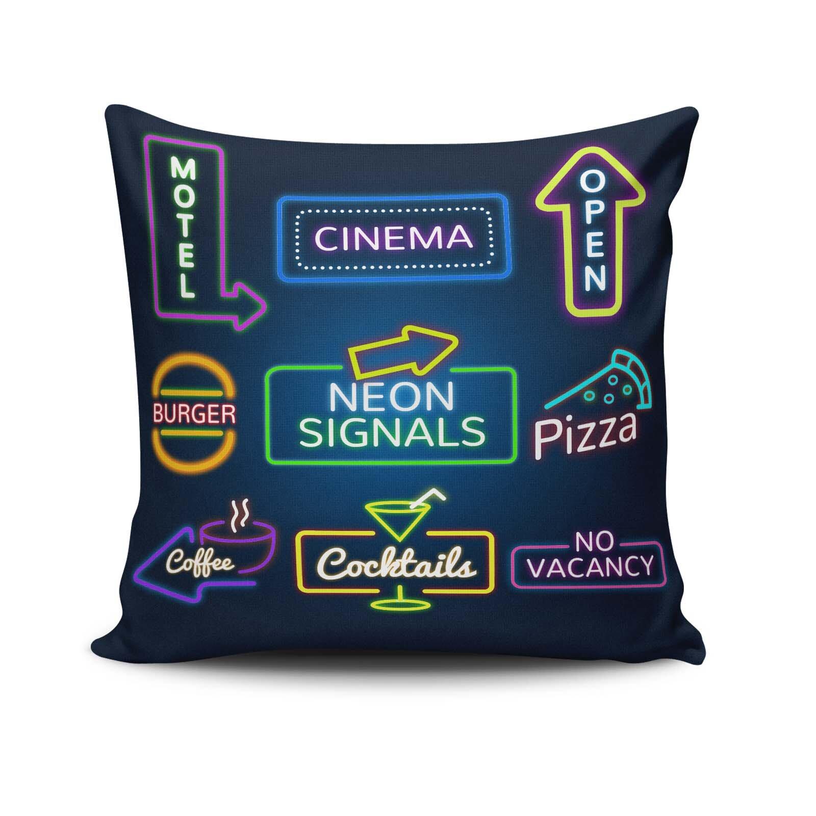 Perna decorativa Cushion Love, Dimensiune: 45 x 45 cm, Material exterior: 50% bumbac / 50% poliester 768CLV0223