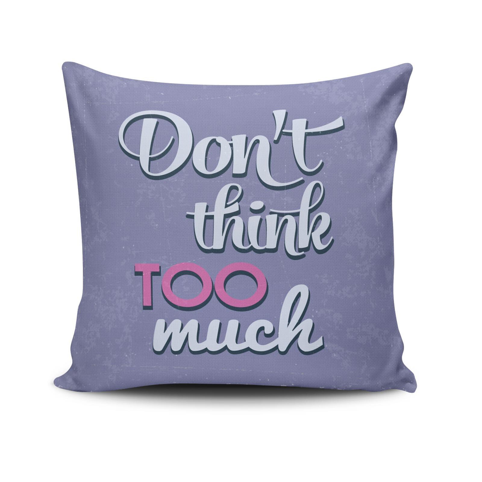 Perna decorativa Cushion Love, Dimensiune: 45 x 45 cm, Material exterior: 50% bumbac / 50% poliester 768CLV0235