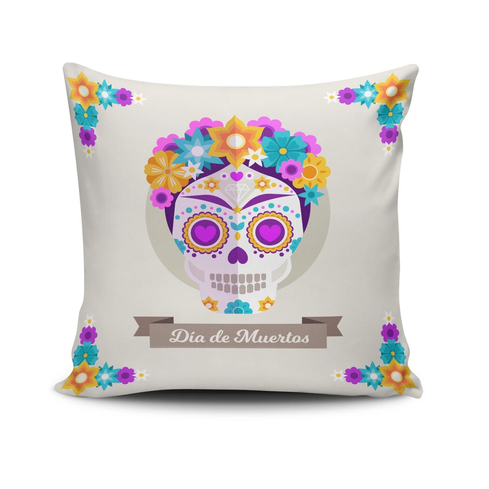 Perna decorativa Cushion Love, Dimensiune: 45 x 45 cm, Material exterior: 50% bumbac / 50% poliester 768CLV0264