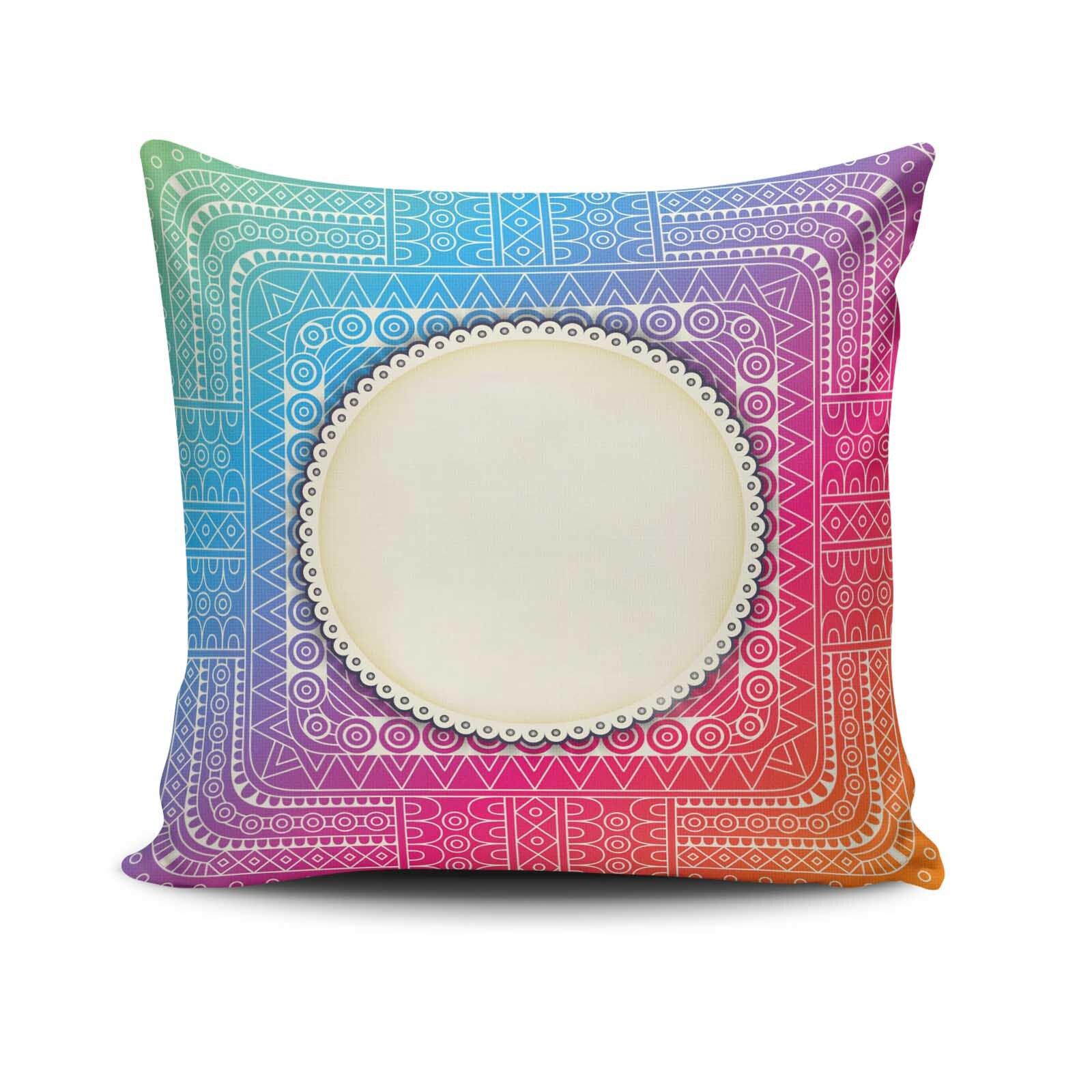 Perna decorativa Cushion Love, Dimensiune: 45 x 45 cm, Material exterior: 50% bumbac / 50% poliester 768CLV0280