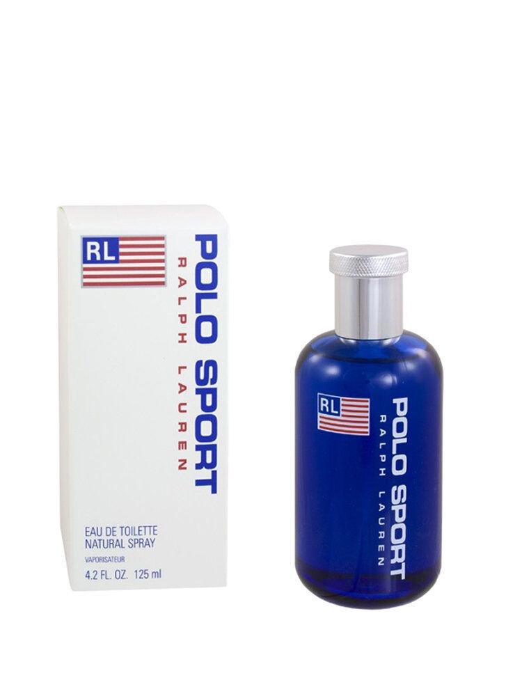 Apa de toaleta Polo Sport, 125 ml, Pentru Barbati