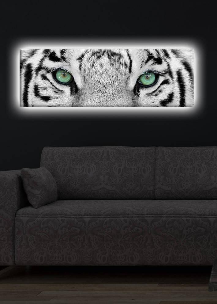 Tablou decorativ canvas cu leduriShining