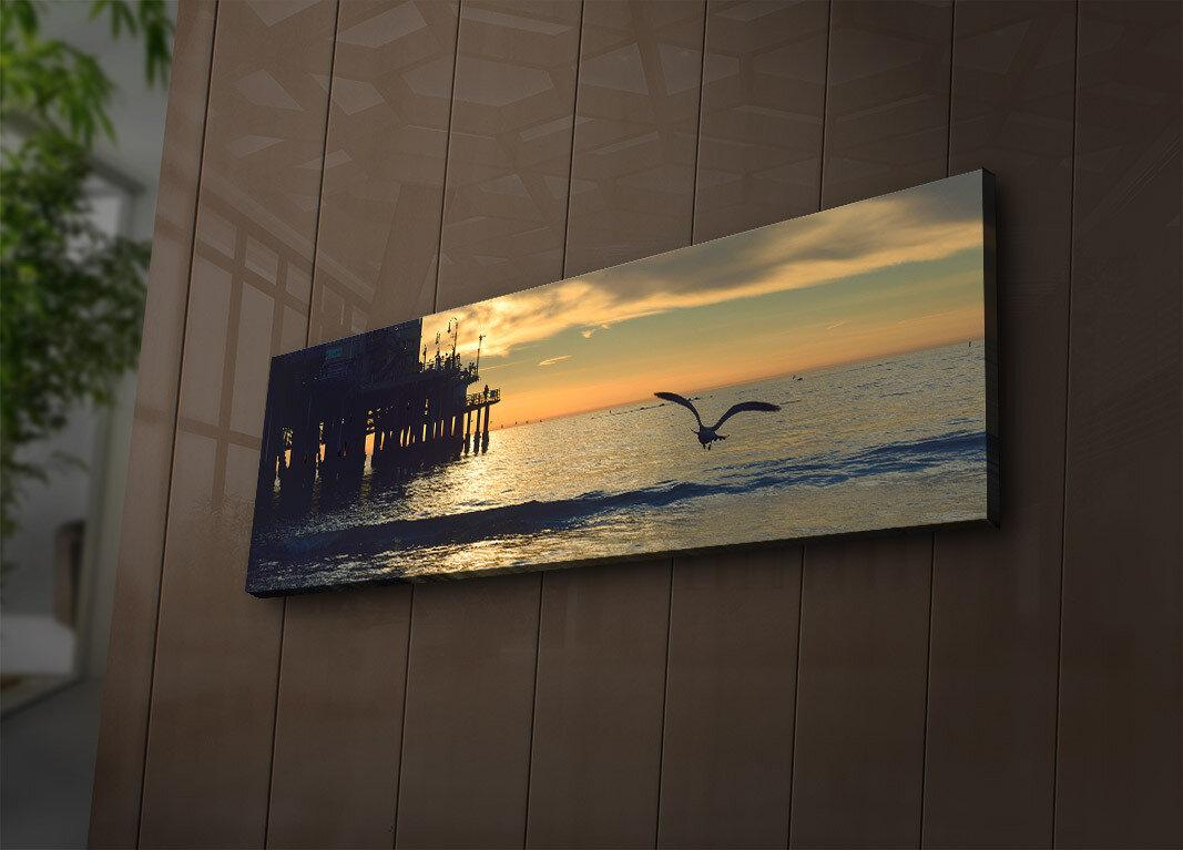 Tablou decorativ canvas cu leduri Ledda