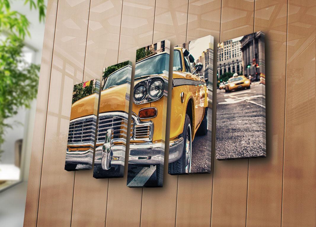 Tablou decorativ canvas (5 Piese)Horizon