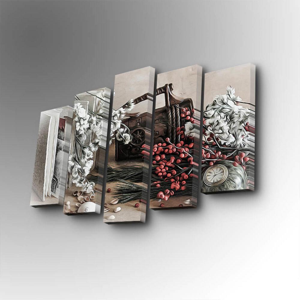 Tablou decorativ canvas (5 Piese)Art Five.