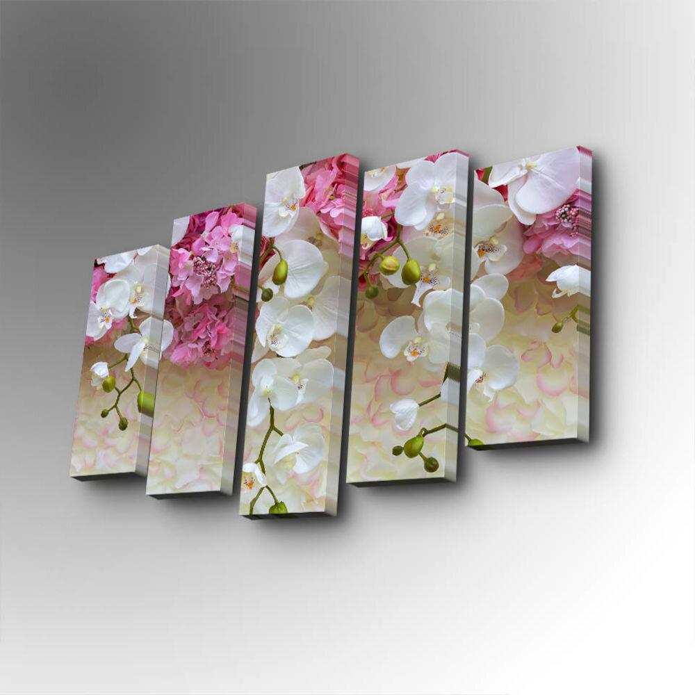 Tablou decorativ canvas (5 Piese)Art Five