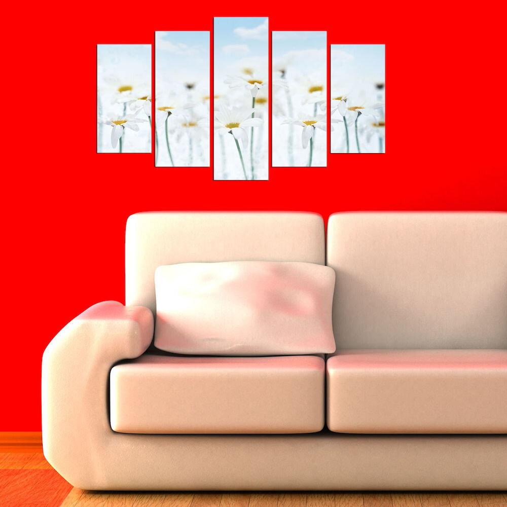 Tablou decorativ MDF (5 Piese)Charm