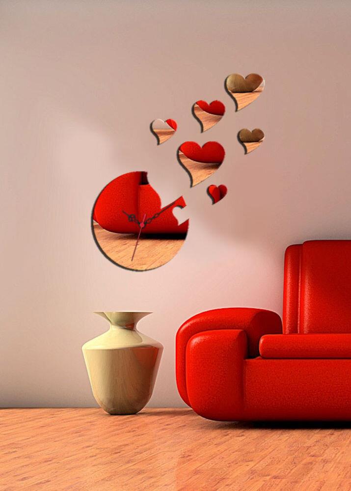 Ceas de peret decorativ Desire, 234DSR1523