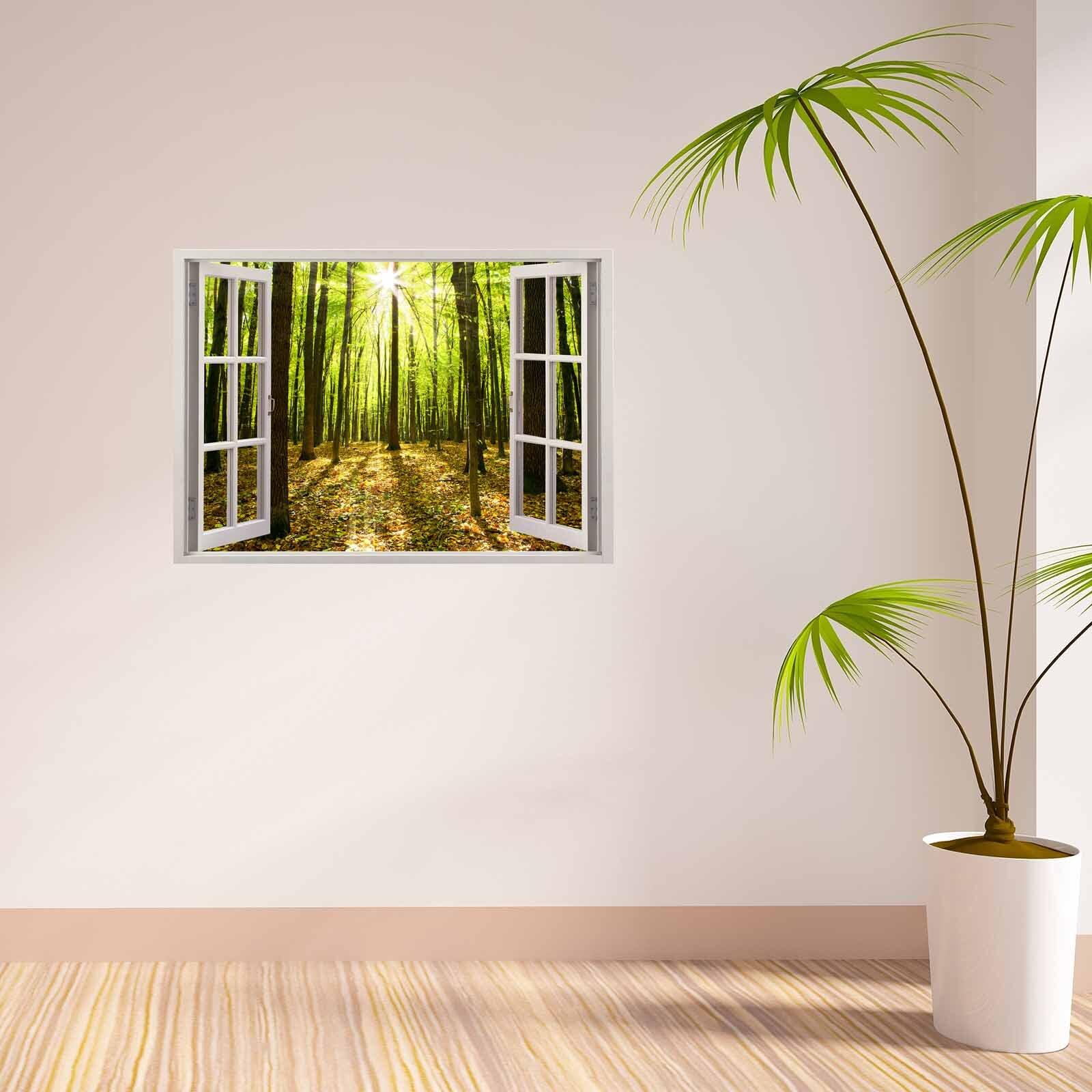 Sticker decorativ pentru perete Wall 3D