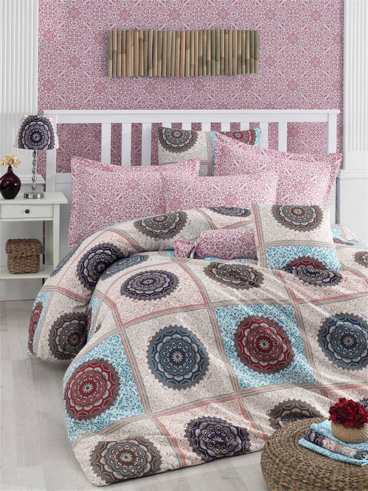 Lenjerie de pat, Pearl Home, material: 100% bumbac, 172PRL2131