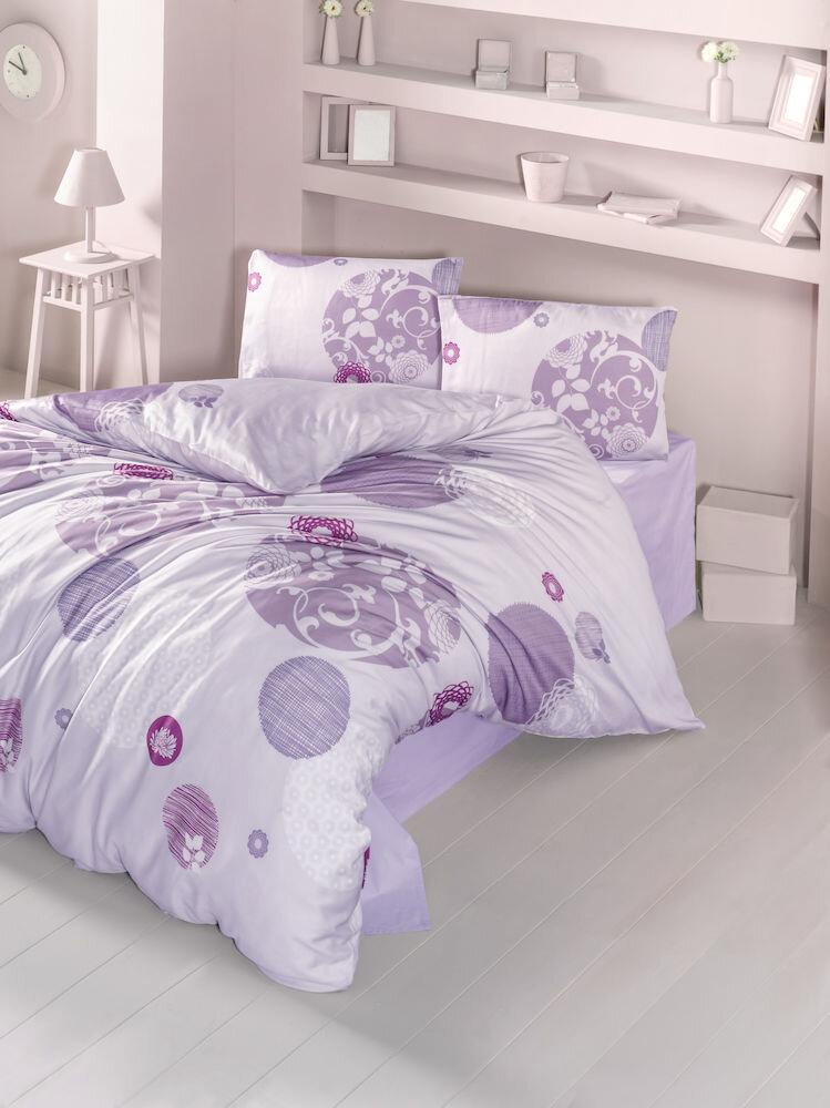 Lenjerie de pat, Victoria, material: 100% bumbac, 121VCT2347