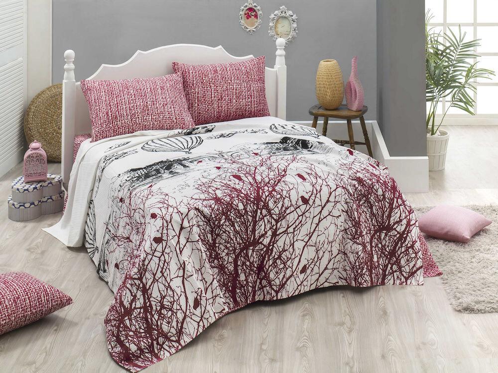 Set lenjerie de pat, Eponj Home, material: 100% bumbac, 143EPJ5670